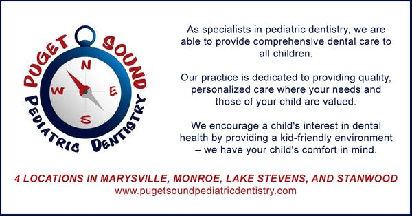 Read more from Puget Sound Pediatric Dentistry