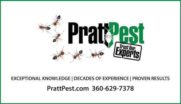 Read more from Pratt Pest Management Northwest, Inc.