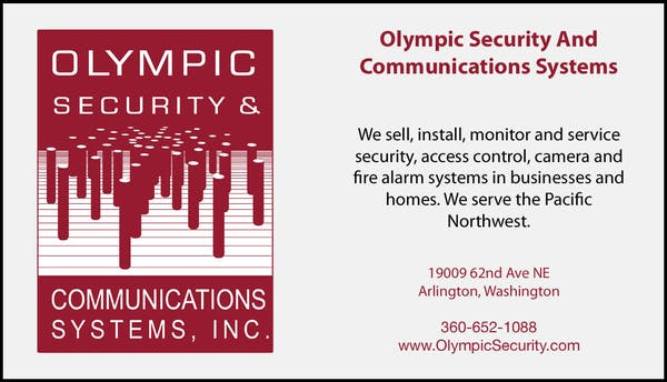 Read more from Olympic Security & Communications Systems